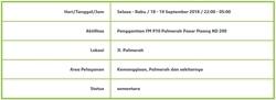 33334 small info gangguan pdam   kemanggisan  palmerah dan sekitarnya %2818 19 september 2018%29