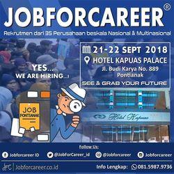 33422 small job for career pontianak %e2%80%93 september 2018