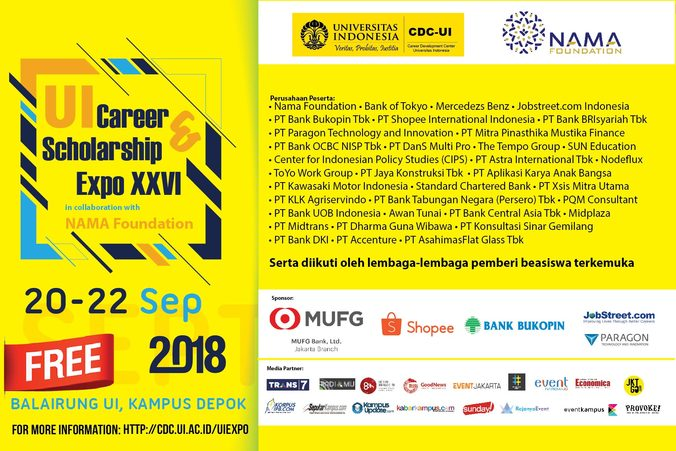 33484 medium %28bursa kerja%29 ui career   scholarship expo xxvi 2018 in collaboration with nama foundation
