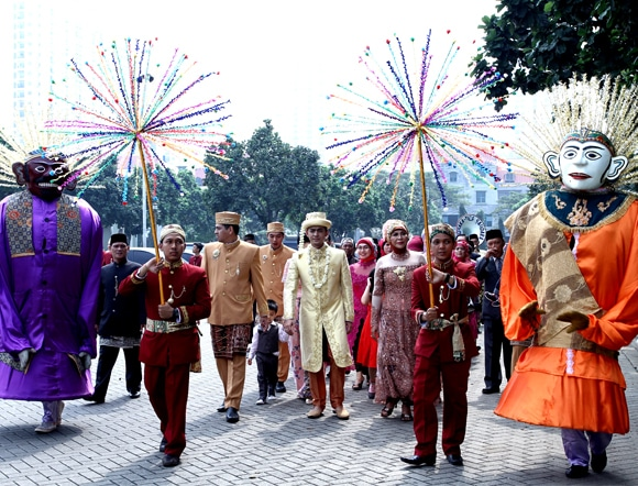 33639 medium upacara adat perkawinan betawi