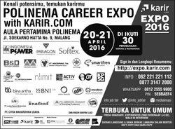 3369 small polinema karir.com expo %e2%80%93 april 2016