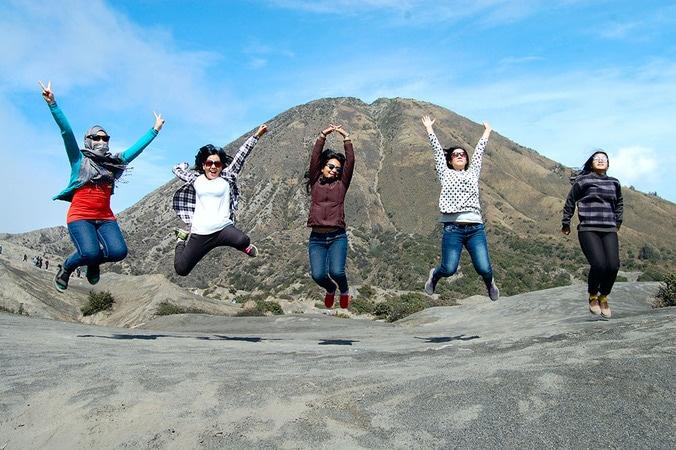 10 Info Tentang Wisata Gunung Bromo Mimin Kili Kili Di