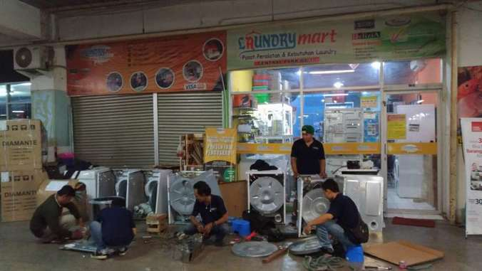 33891 medium lowongan supervisor  marketing online  teknisi mesin laundry