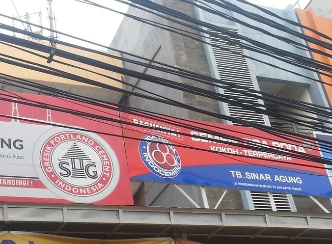 33993 medium lowongan kerja kenek toko material di pd. sinar agung material