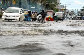 3399 medium genangan banjir