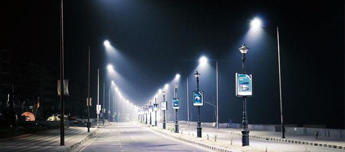 34007 medium tahun ini  1.300 titik lampu led dipasang di jakpus