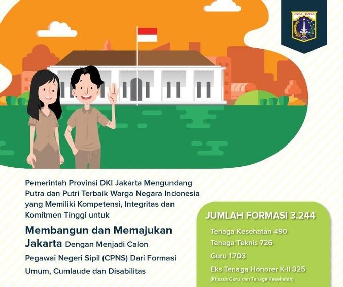 34014 medium %28seleksi cpns 2018%29 gaji pns pemprov dki jakarta terbesar di indonesia