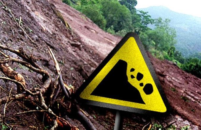 3434 medium kondisi tanah labil sebabkan ciganjur rawan longsor