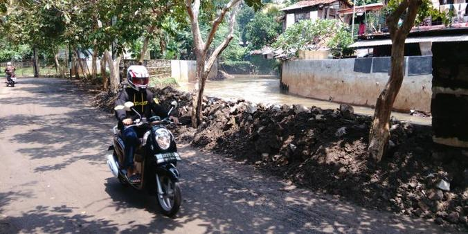 3446 medium banjir