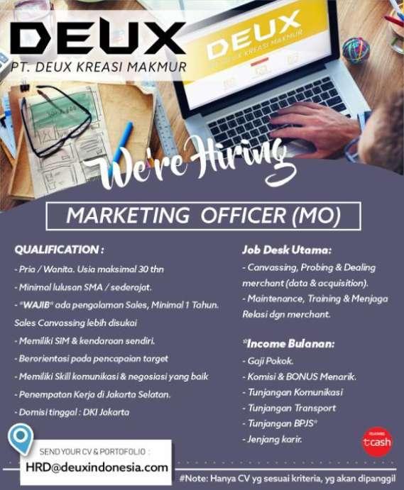 34481 medium sales  marketing officer