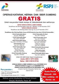 345 small operasi katarak gratis