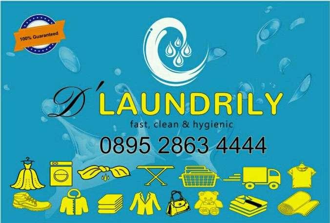 34613 medium tenaga kerja wanita untuk laundry