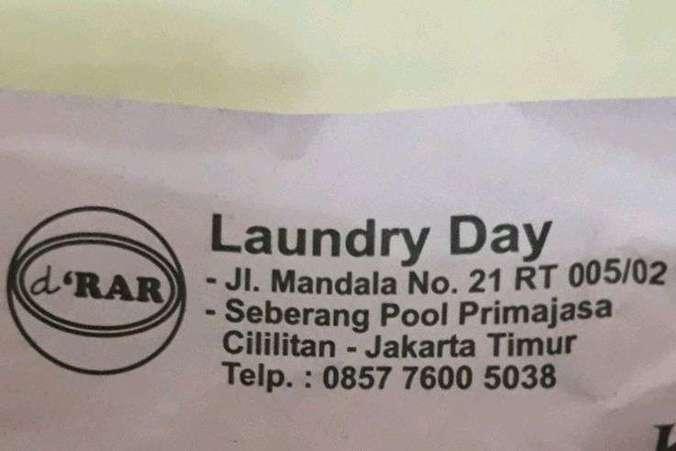 Lowongan Kerja Laundry Day Jalan Mandala Widya Sari Di Jakarta