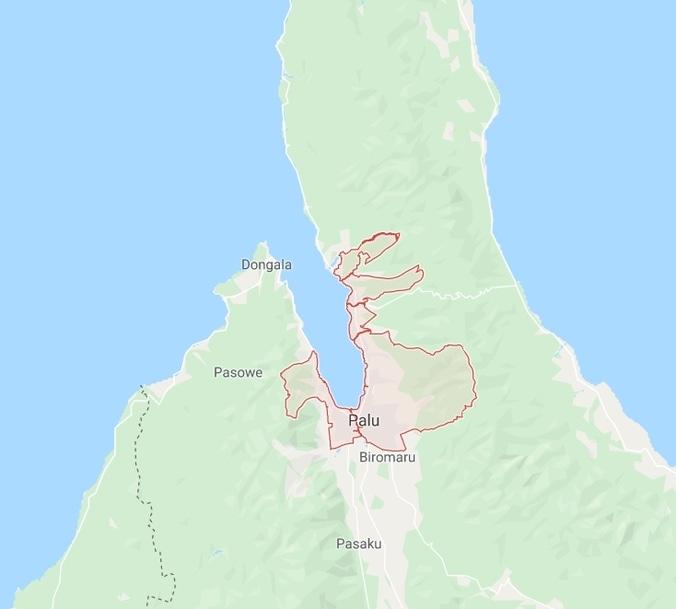 35289 medium korban jiwa tsunami palu dan donggala capai 2.045 jiwa