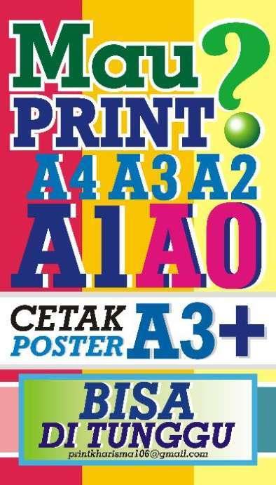 35467 medium lowongan kerja di karisma printing