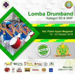 36033 small hut pontianak  pemkot gelar lomba drumband kategori sd dan smp %2819 23 oktober 2018%29