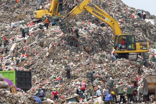 36390 medium sampah tpst bantar gebang