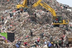 36390 small sampah tpst bantar gebang