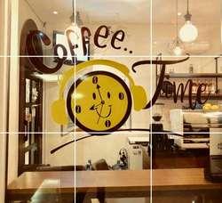 36437 small barista untuk coffee time