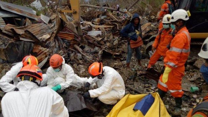 36455 medium tim sar kembali temukan 7 jenazah korban gempa dan tsunami palu  sulawesi tengah