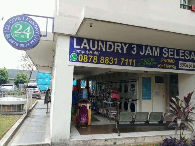 36557 medium dibutuhkan segera 5 orang kasir laundry. 5 orang kasir el fresh resto
