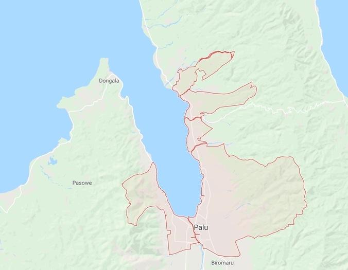 36752 medium kerugian dan kerusakan dampak bencana di sulawesi tengah mencapai 13 82 trilyun rupiah