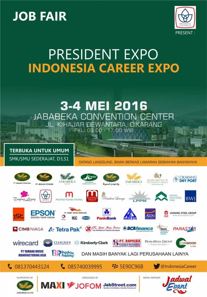 3675 medium  job fair  president expo  indonesia career expo jababeka %e2%80%93 mei 2016