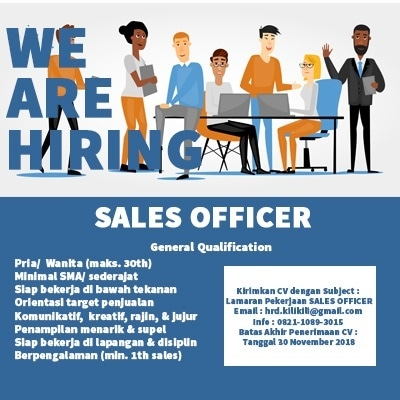 36933 medium sales officer