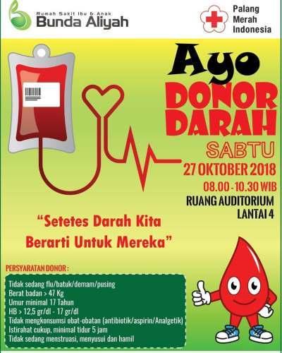 36991 medium ayo donor darah di rsia bunda aliya depok