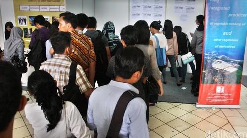 3753 medium pengangguran terbesar ri adalah lulusan smk