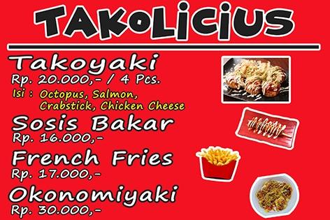 37866 medium takoyaki spanduk 100x70