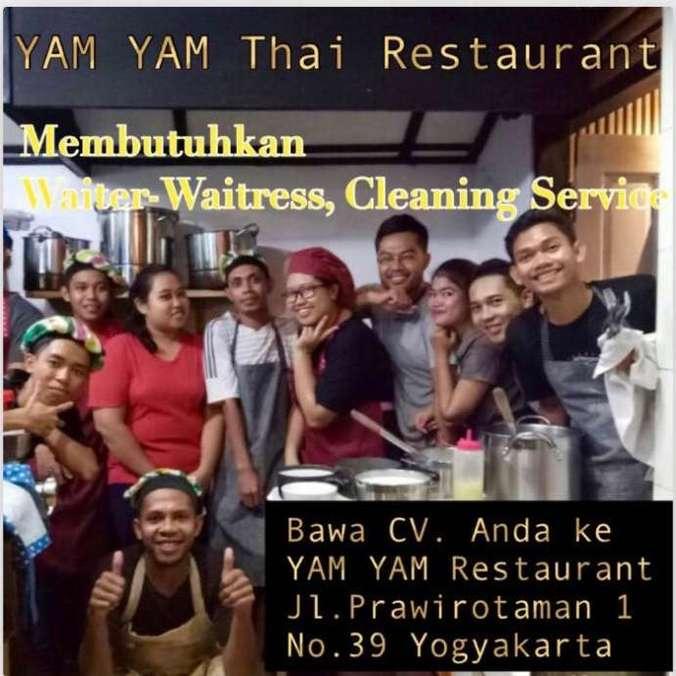 38069 medium lowongan pekerjaan di yam yam restaurant yogyakarta