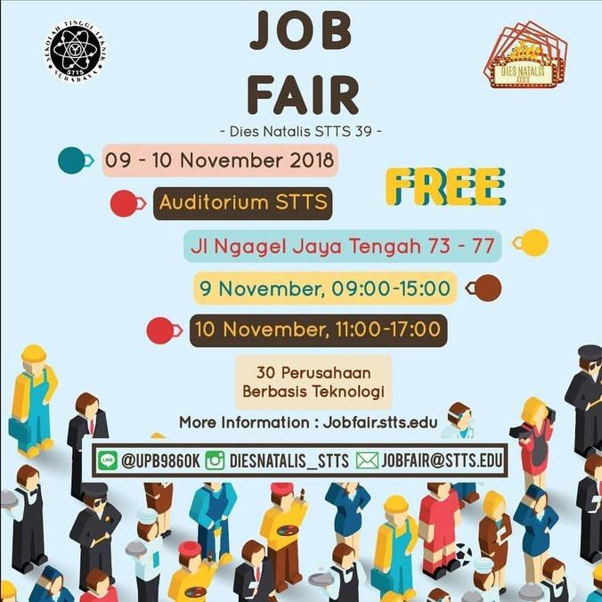 38086 medium job fair dies natalis stts 2018