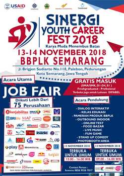 38235 small %28bursa kerja%29 sinergi youth career fest 2018 %e2%80%93 november 2018