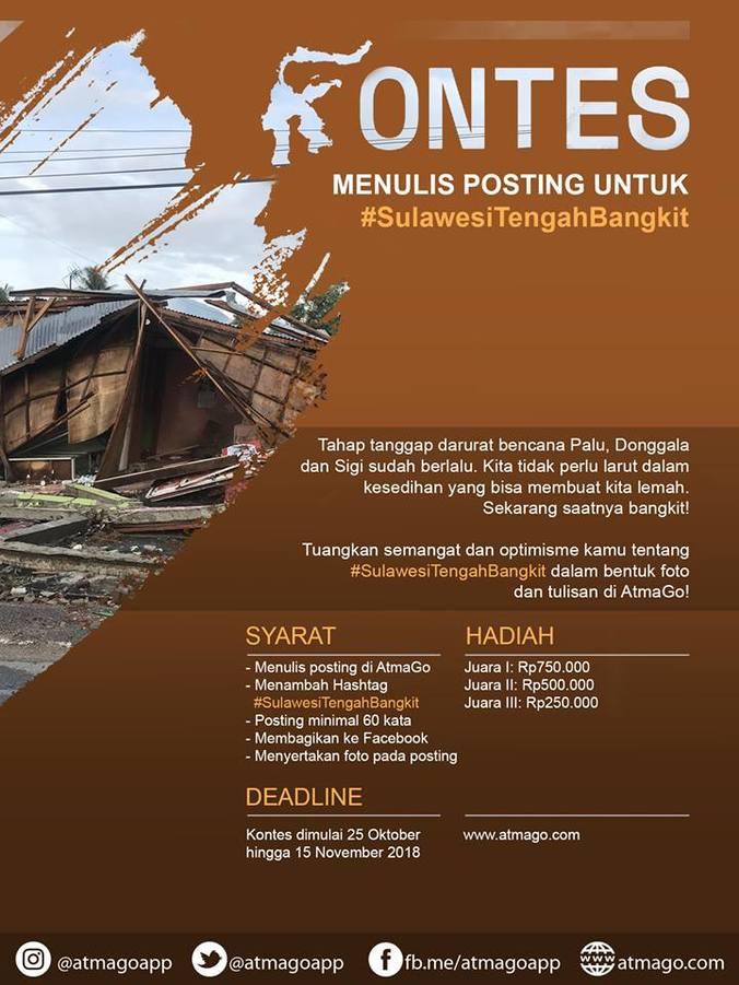 38395 medium lomba menulis posting atmago  sulawesitengahbangkit