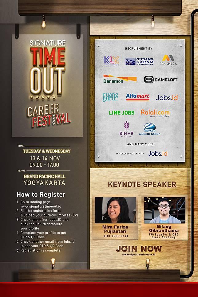 38422 medium signature time out career festival yogyakarta 2018