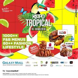 38993 small kepo tropical weekend market