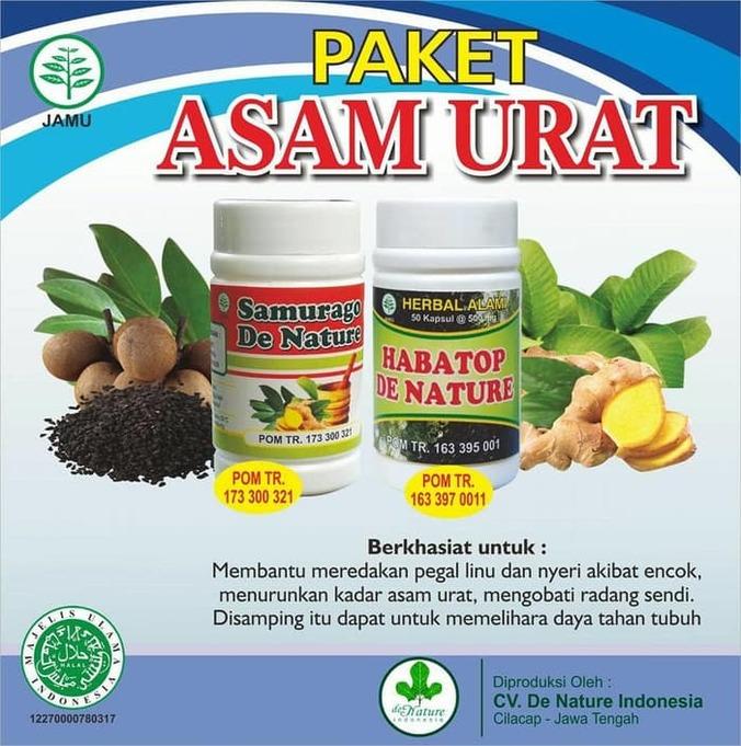 39192 medium obat asam urat