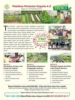 39270 small pelatihan pertanian organik