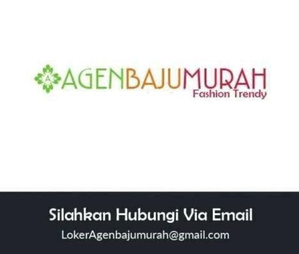 40016 medium lowongan kerja staff admin online di agenbajumurah.com