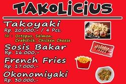 40027 small takoyaki spanduk 100x70