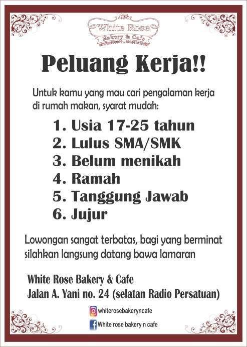 40944 medium white rose bakery   cafe