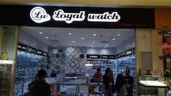 41850 small lowker spg fulltime toko jam tangan di royal plaza