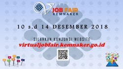 41872 small virtual job fair kemnaker %e2%80%93 desember 2018