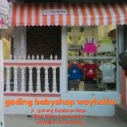 42004 small lowongan kerja office boy  bagian umum di baby shop
