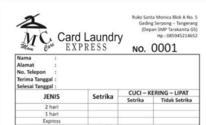 42240 medium lowongan kerja di mc laundry express %28wawancara langsungwalk in inteview%29