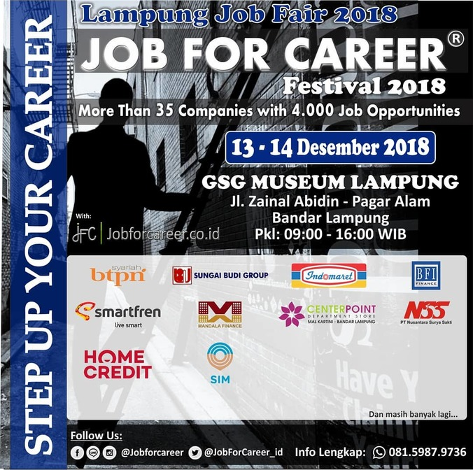 42372 medium job for career lampung %e2%80%93 desember 2018
