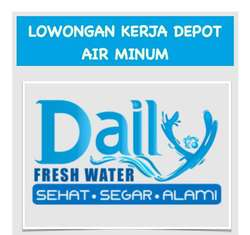 42500 small depot air minum daily fresh water