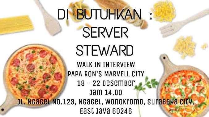 43076 medium server dan steward
