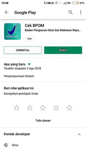 Aplikasi BPOM Kini Hadir Untuk Masyarakat Indonesia ...
